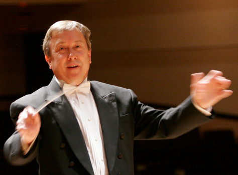 Photo of Gordon Johnson - Guest Conductor