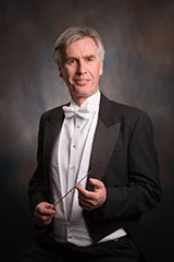 Photo of Russell Guyver - Guest Conductor